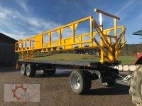 Dinapolis 24t 10m Hydraulische Ladungssicherung Ballentransportwagen