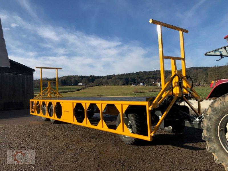 Ballentransportwagen типа Dinapolis 24t 10m Hydraulische Ladungssicherung, Neumaschine в Tiefenbach (Фотография 5)