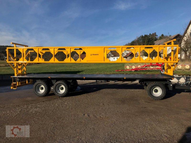 Ballentransportwagen типа Dinapolis 24t 10m Hydraulische Ladungssicherung, Neumaschine в Tiefenbach (Фотография 10)