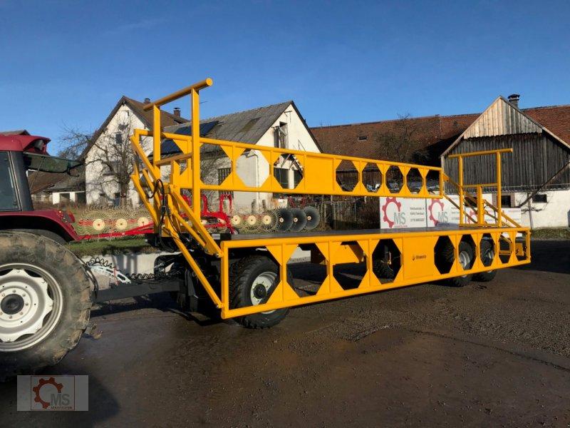 Ballentransportwagen типа Dinapolis 24t 10m Hydraulische Ladungssicherung, Neumaschine в Tiefenbach (Фотография 11)