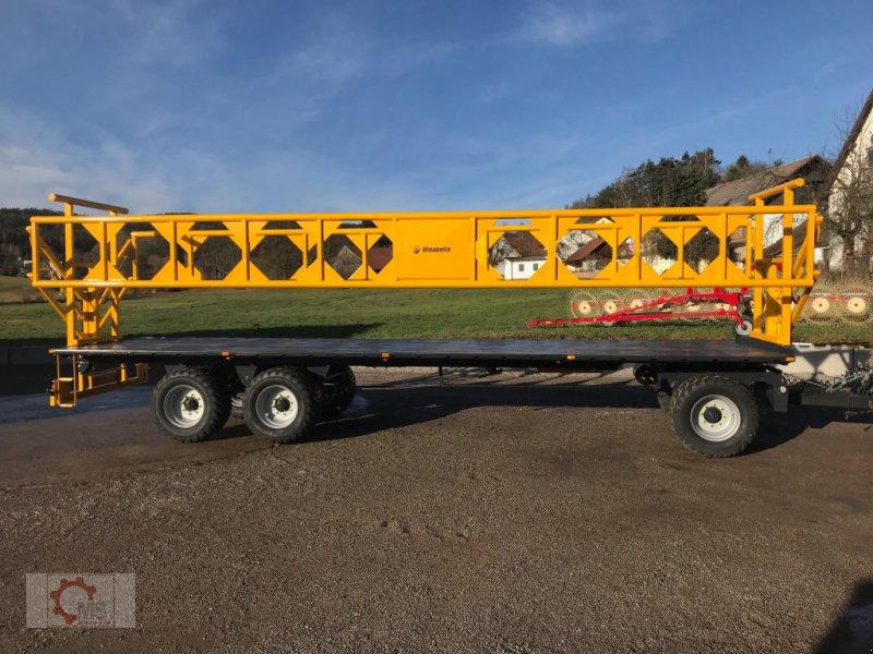 Ballentransportwagen des Typs Dinapolis 24t 10m Hydraulische Ladungssicherung, Neumaschine in Tiefenbach (Bild 7)