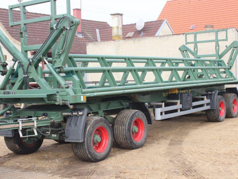 Ballentransportwagen des Typs Fuhrmann 4-Achser, Gebrauchtmaschine in Hohenau (Bild 1)