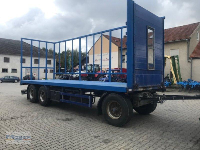 Ballentransportwagen des Typs Kögel 5024, Gebrauchtmaschine in Massing (Bild 1)