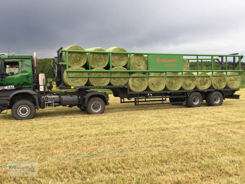 Ballentransportwagen des Typs Krassort Ballentransportauflieger, Neumaschine in Sassenberg (Bild 1)