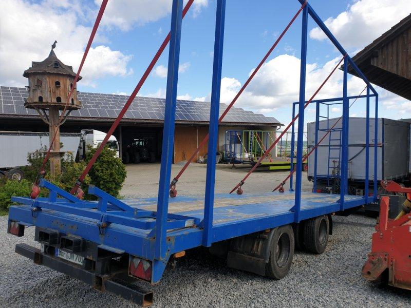 Ballentransportwagen типа Krone Big Pack 120-70, Gebrauchtmaschine в Niederviehbach (Фотография 1)