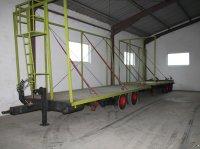 Krone SADH 4-36 Ballentransportwagen