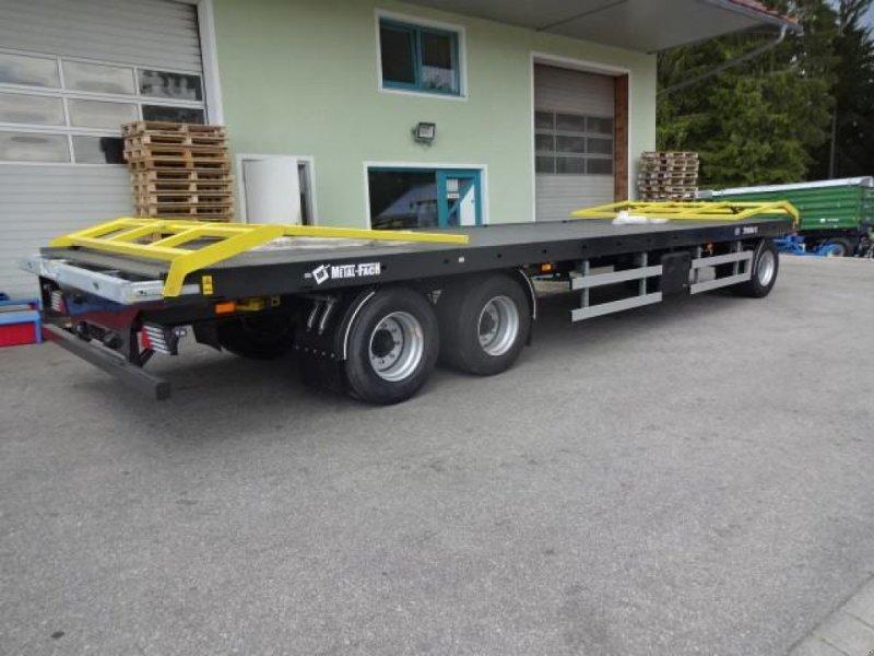 Ballentransportwagen des Typs Metal-Fach NEU - T 019 / Ballenwagen GG 18 Tonnen, Neumaschine in Neureichenau (Bild 13)