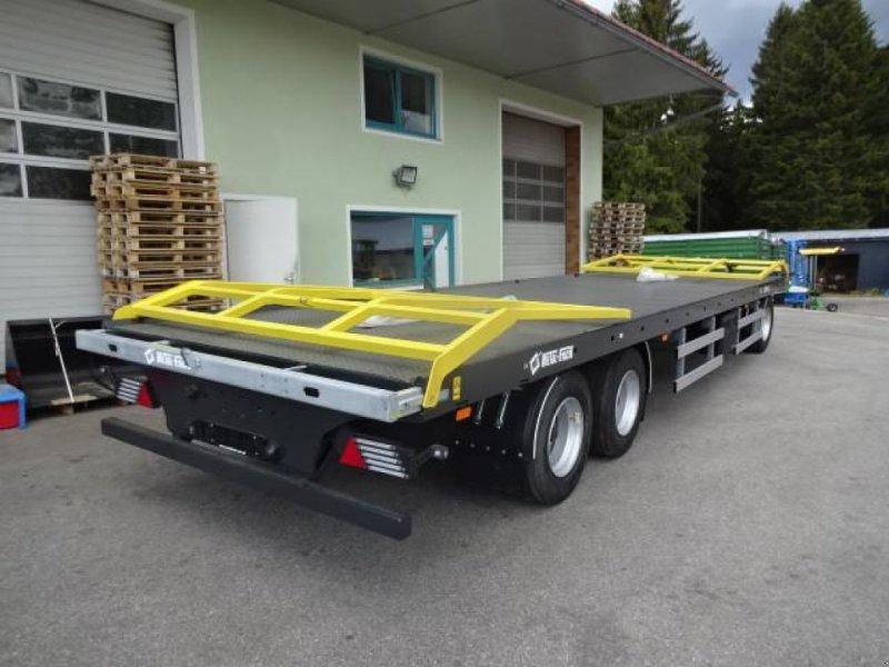 Ballentransportwagen des Typs Metal-Fach NEU - T 019 / Ballenwagen GG 18 Tonnen, Neumaschine in Neureichenau (Bild 14)
