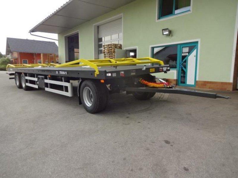 Ballentransportwagen des Typs Metal-Fach NEU - T 019 / Ballenwagen GG 18 Tonnen, Neumaschine in Neureichenau (Bild 7)