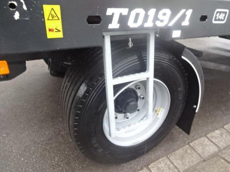 Ballentransportwagen des Typs Metal-Fach NEU - T 019 / Ballenwagen GG 18 Tonnen, Neumaschine in Neureichenau (Bild 11)
