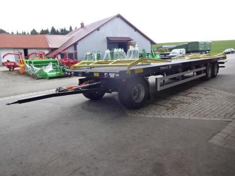 Ballentransportwagen des Typs Metal-Fach NEU - T 019 / Ballenwagen GG 18 Tonnen, Neumaschine in Neureichenau (Bild 1)
