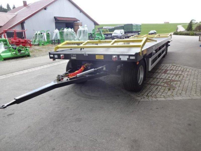 Ballentransportwagen des Typs Metal-Fach NEU - T 019 / Ballenwagen GG 18 Tonnen, Neumaschine in Neureichenau (Bild 2)