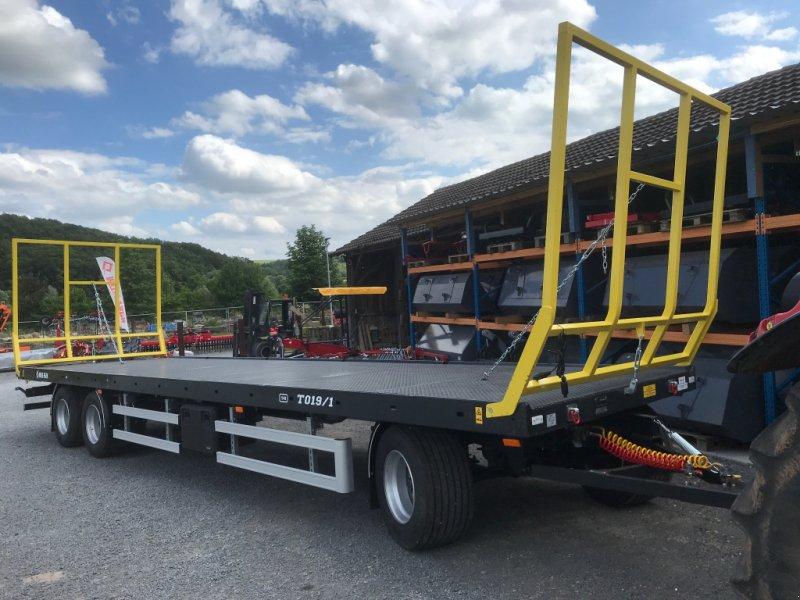 Ballentransportwagen a típus Metal-Fach T019 18 to, Neumaschine ekkor: Heustreu (Kép 3)