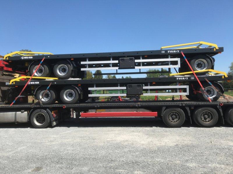 Ballentransportwagen a típus Metal-Fach T019 18 to, Neumaschine ekkor: Heustreu (Kép 7)