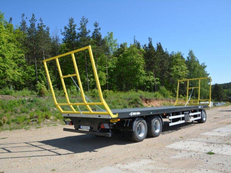 Ballentransportwagen a típus Metal-Fach T019 18 to, Neumaschine ekkor: Heustreu (Kép 8)