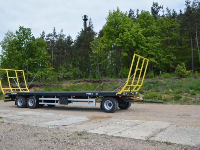 Ballentransportwagen a típus Metal-Fach T019 18 to, Neumaschine ekkor: Heustreu (Kép 9)