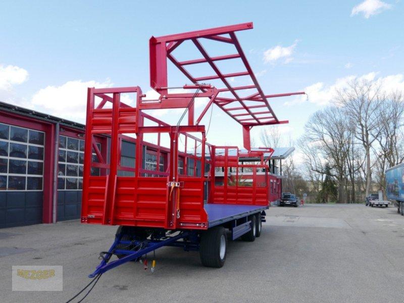 Ballentransportwagen des Typs Meztec BW 24-H, Ballenwagen mit Hydr. Ladungssicherung, Neumaschine in Ditzingen (Bild 2)