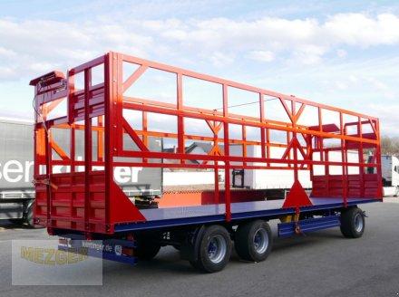 Ballentransportwagen des Typs Meztec BW 24-H, Ballenwagen mit Hydr. Ladungssicherung, Neumaschine in Ditzingen (Bild 3)