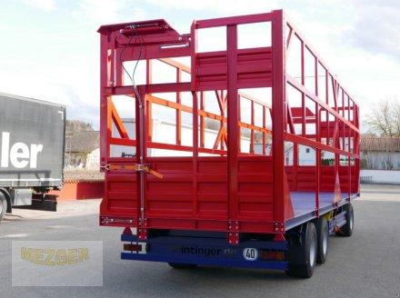 Ballentransportwagen des Typs Meztec BW 24-H, Ballenwagen mit Hydr. Ladungssicherung, Neumaschine in Ditzingen (Bild 4)