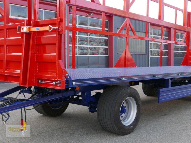 Ballentransportwagen des Typs Meztec BW 24-H, Ballenwagen mit Hydr. Ladungssicherung, Neumaschine in Ditzingen (Bild 5)