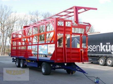 Ballentransportwagen des Typs Meztec BW 24-H, Ballenwagen mit Hydr. Ladungssicherung, Neumaschine in Ditzingen (Bild 7)
