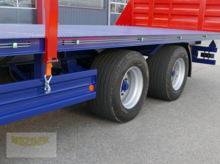 Ballentransportwagen des Typs Meztec BW 24-H, Ballenwagen mit Hydr. Ladungssicherung, Neumaschine in Ditzingen (Bild 8)