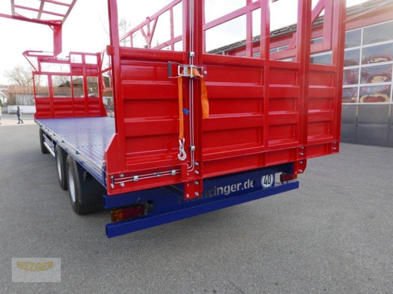 Ballentransportwagen des Typs Meztec BW 24-H, Ballenwagen mit Hydr. Ladungssicherung, Neumaschine in Ditzingen (Bild 11)