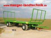 Ballentransportwagen a típus PRONAR Ballenwagen T022 (10 t), Neumaschine ekkor: Ditzingen