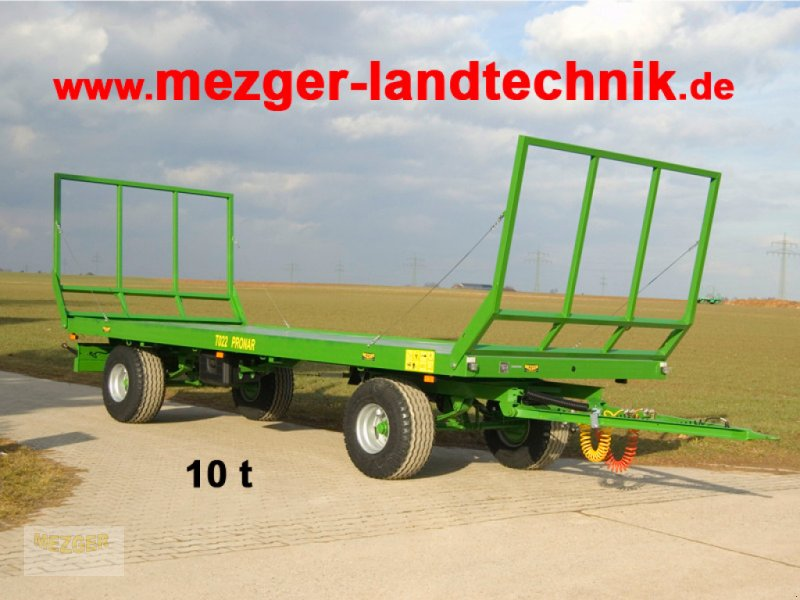 Ballentransportwagen des Typs PRONAR Ballenwagen T022 (10 t), Neumaschine in Ditzingen (Bild 1)