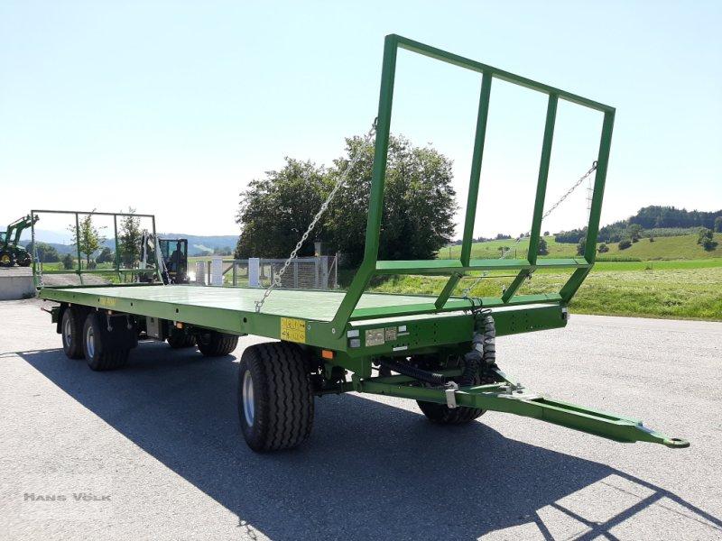 Ballentransportwagen des Typs PRONAR T 026 M, Neumaschine in Antdorf (Bild 1)