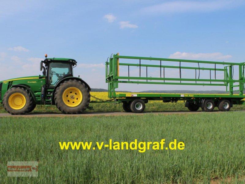 Ballentransportwagen des Typs PRONAR T 026 M, Neumaschine in Ostheim/Rhön (Bild 1)