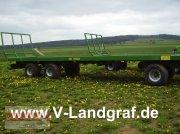 Ballentransportwagen des Typs PRONAR T 026, Neumaschine in Ostheim/Rhön