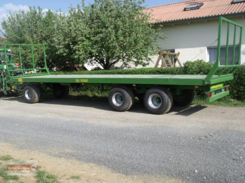 Ballentransportwagen des Typs PRONAR T 026, Neumaschine in Ostheim/Rhön (Bild 5)