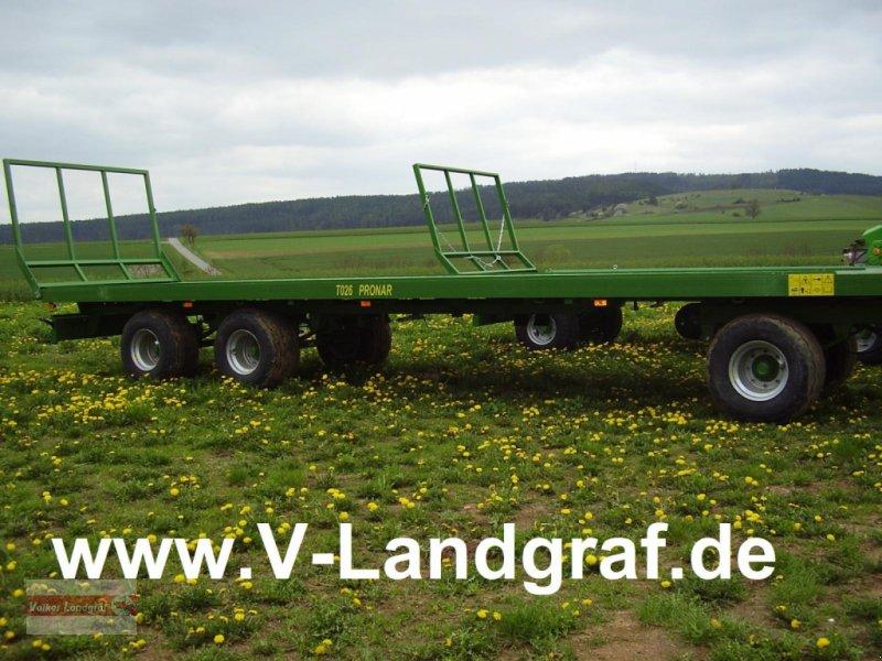 Ballentransportwagen типа PRONAR T 026, Neumaschine в Ostheim/Rhön (Фотография 1)