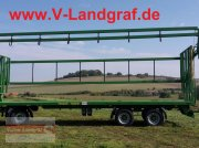 Ballentransportwagen des Typs PRONAR T 028 KM, Neumaschine in Ostheim/Rhön