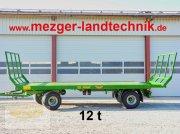Ballentransportwagen a típus PRONAR T025 Ballenwagen 12 t (Lageranhänger), Neumaschine ekkor: Ditzingen