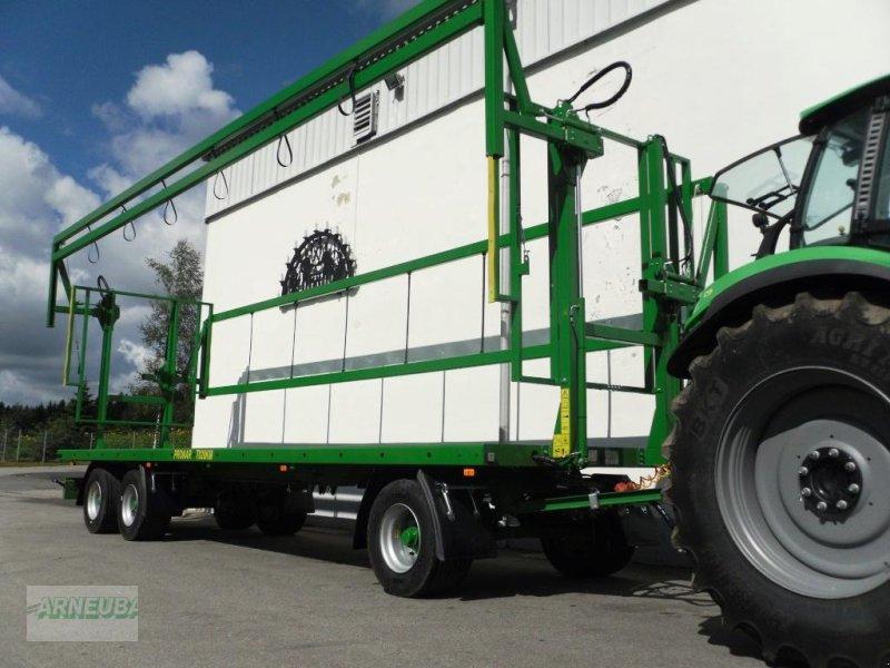 Ballentransportwagen des Typs PRONAR T028 KM, Gebrauchtmaschine in Schlettau (Bild 1)