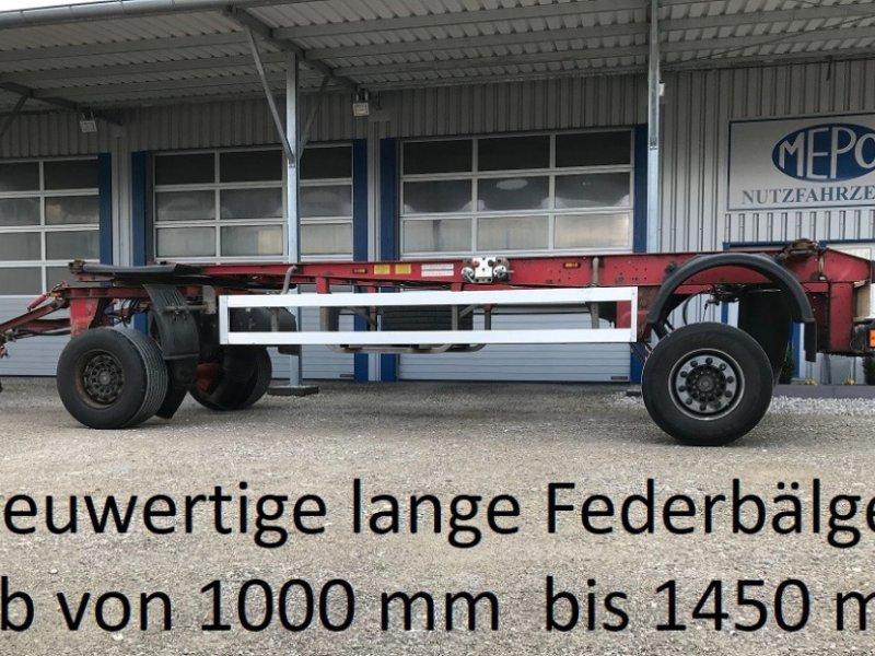 Ballentransportwagen типа Schmitz Cargobull MAXI BDF Lafette Breitreifen und lange Federbälge, Gebrauchtmaschine в Großkarolinenfeld bei Rosenheim / B15 (Фотография 1)