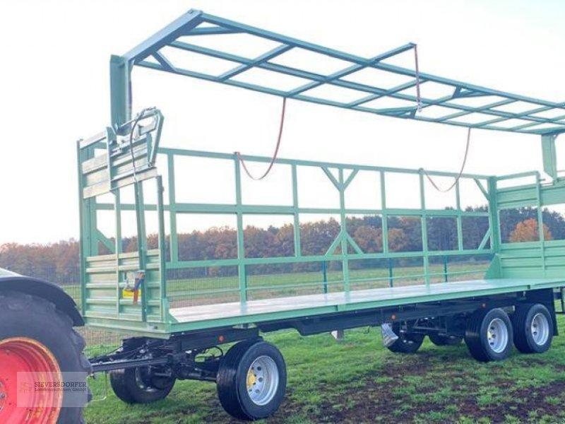 Ballentransportwagen типа Sonstige DDR Platte, Gebrauchtmaschine в Sieversdorf (Фотография 1)