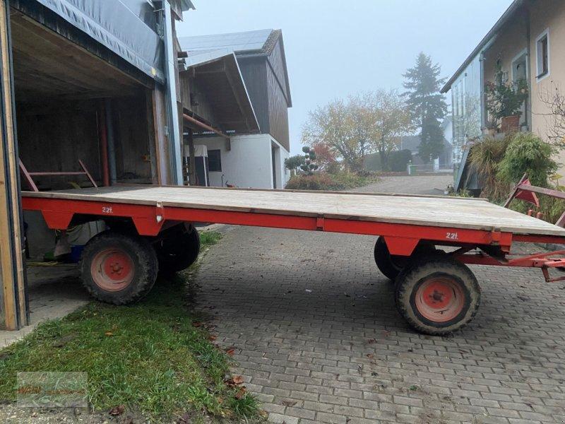 Ballentransportwagen des Typs Sonstige Sonstige, Gebrauchtmaschine in Mitterscheyern (Bild 1)