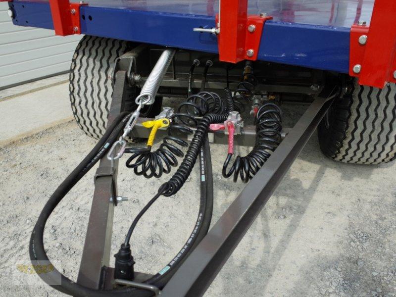 Ballentransportwagen des Typs Ursus UBW18-H Hydraulische Ladungssicherung, Neumaschine in Ditzingen (Bild 10)