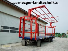 Ursus UBW18-H Hydraulische Ladungssicherung Ballentransportwagen