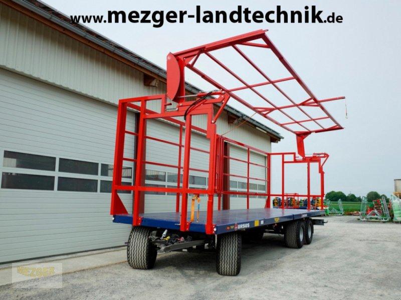 Ballentransportwagen des Typs Ursus UBW18-H Hydraulische Ladungssicherung, Neumaschine in Ditzingen (Bild 1)