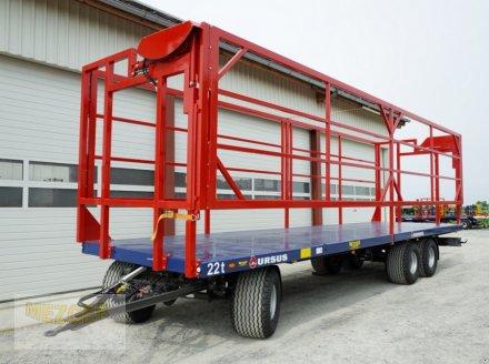 Ballentransportwagen des Typs Ursus UBW18-H Hydraulische Ladungssicherung, Neumaschine in Ditzingen (Bild 4)