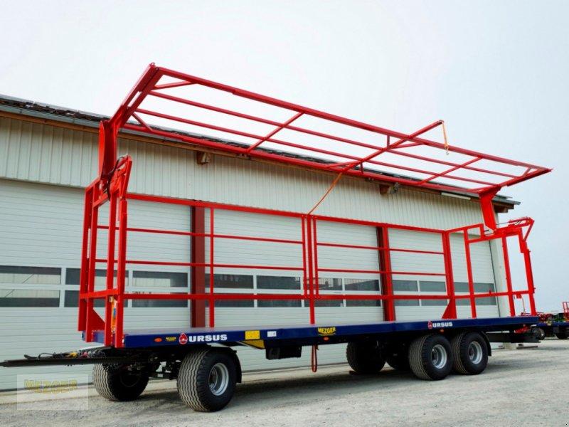 Ballentransportwagen des Typs Ursus UBW18-H Hydraulische Ladungssicherung, Neumaschine in Ditzingen (Bild 2)