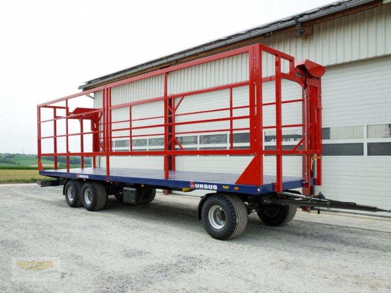 Ballentransportwagen des Typs Ursus UBW18-H Hydraulische Ladungssicherung, Neumaschine in Ditzingen (Bild 8)