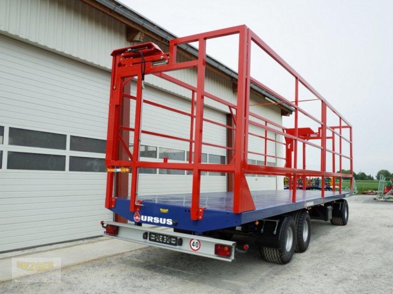 Ballentransportwagen des Typs Ursus UBW18-H Hydraulische Ladungssicherung, Neumaschine in Ditzingen (Bild 9)