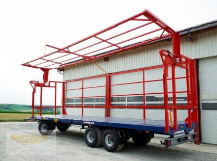Ballentransportwagen des Typs Ursus UBW18-H Hydraulische Ladungssicherung, Neumaschine in Ditzingen (Bild 3)
