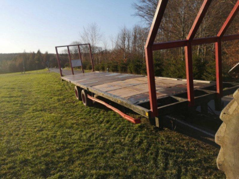 Ballentransportwagen типа Wackenhut AT 16 LZAA, Gebrauchtmaschine в Ennepetal (Фотография 1)