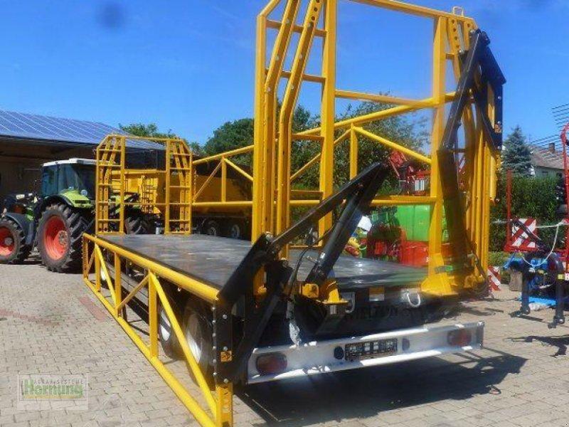 Ballentransportwagen des Typs WIELTON PRS 18 LG, Vorführmaschine in Unterschneidheim-Zöbingen (Bild 3)